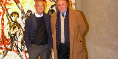 Mario Arlati e Franco Rota Candiani