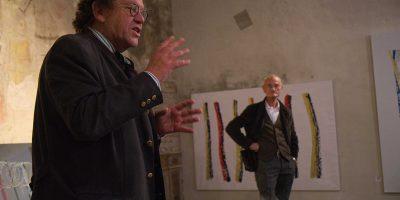 Philippe Daverio e Franco Rota Candiani