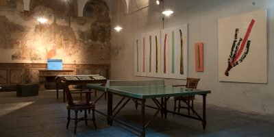 Antico refettorio Bertarelli-Milano
