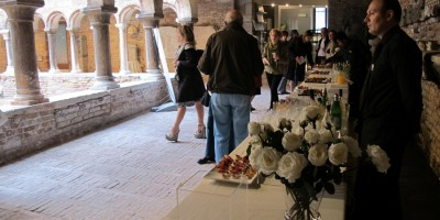 Venezia Sant'Apollonia - il chiostro