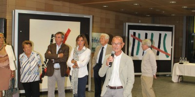 Vernissage PWC - Milano
