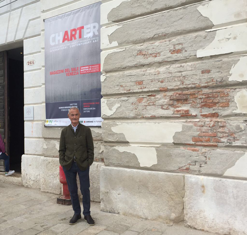 Franco Rota Candiani chARTer Venezia